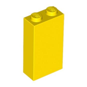 LEGO 6176524 BRIQUE 1X2X3 - JAUNE