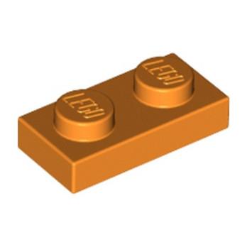 LEGO 4122464  PLATE 1X2 - ORANGE