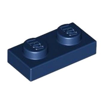 LEGO 4177737 PLATE 1X2 - EARTH BLUE