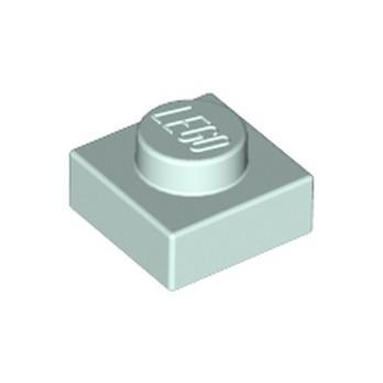LEGO 6058016 PLATE 1X1 - AQUA