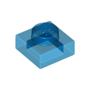 LEGO 6252044 PLATE 1X1 - BLEU FONCE TRANSPARENT lego-6252044-plate-1x1-bleu-fonce-transparent ici :