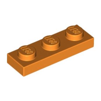 LEGO 4122465 PLATE 1X3 - ORANGE