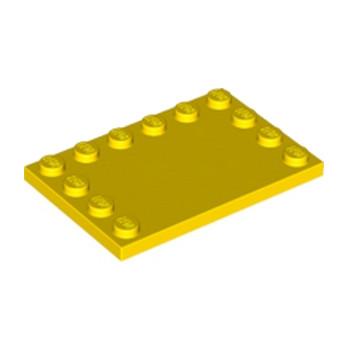 LEGO 6146753 PLATE 4X6 W. 12 KNOBS - JAUNE