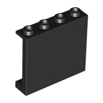 LEGO 4558209 MUR / CLOISON 1X4X3 - NOIR