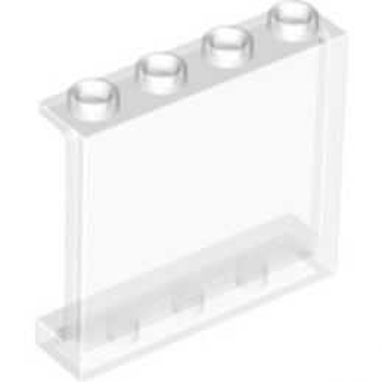 LEGO 4594686  MUR / CLOISON 1X4X3 - TRANSPARENT lego-6245269-mur-cloison-1x4x3-transparent ici :
