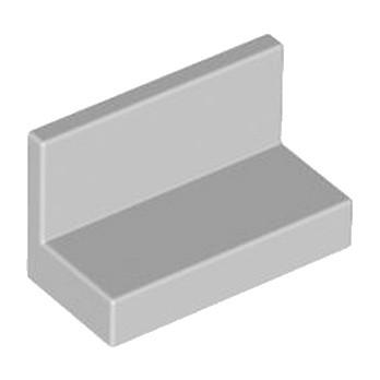 LEGO 4211515 MUR / CLOISON 1X2X1 - MEDIUM STONE GREY