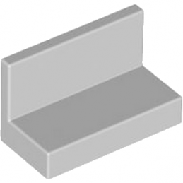 LEGO 4211515 MUR / CLOISON 1X2X1 - MEDIUM STONE GREY