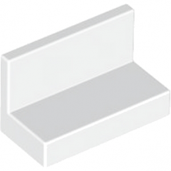 LEGO 486501 MUR / CLOISON 1X2X1 - BLANC lego-6146215-mur-cloison-1x2x1-blanc ici :