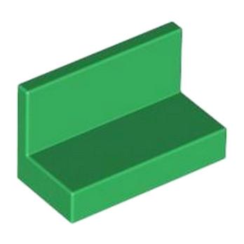 LEGO 486528 MUR / CLOISON 1X2X1 - DARK GREEN