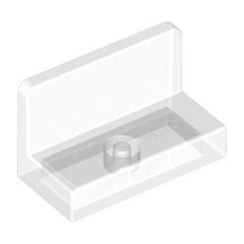 LEGO 4113106 MUR / CLOISON 1X2X1 - TRANSPARENT