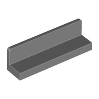 LEGO 4210844 MUR / CLOISON 1X4X1 - DARK STONE GREY lego-6092649-mur-cloison-1x4x1-dark-stone-grey ici :