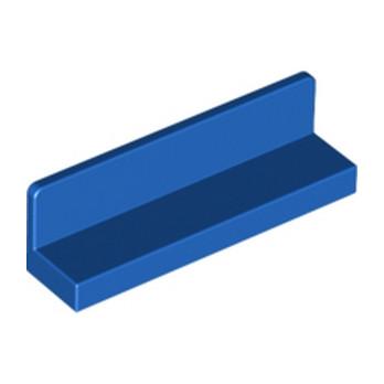 LEGO 4142001 MUR / CLOISON 1X4X1 - BLEU
