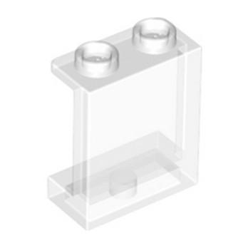 LEGO 6000740 MUR / CLOISON 1X2X2 - TRANSPARENT lego-6253231-mur-cloison-1x2x2-transparent ici :
