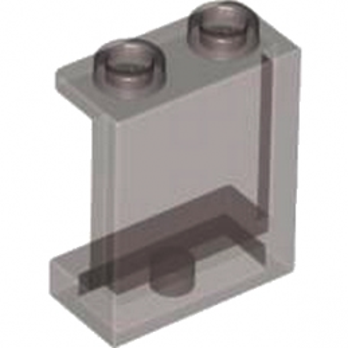 LEGO 4638658 WALL 1X2X2 - TRANSPARENT BROWN lego-4638658-wall-1x2x2-transparent-brown ici :