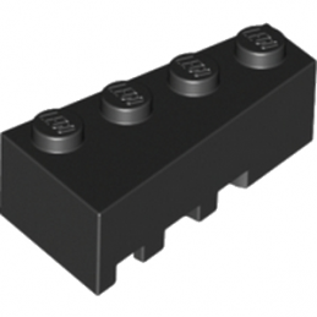 LEGO 4160334  BRIQUE 1 ANGLE COUPE DROITE  2X4 - NOIR lego-6078886-brique-1-angle-coupe-droite-2x4-noir ici :