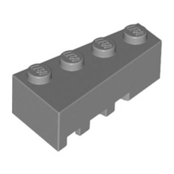 LEGO 4287972 BRIQUE 1 ANGLE COUPE DROITE  2X4 - DARK STONE GREY lego-4287972-brique-1-angle-coupe-droite-2x4-dark-stone-grey ici :