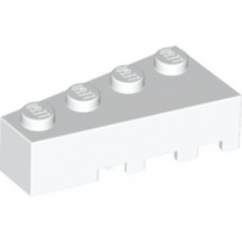 LEGO ® 10 X Blanc Panneau Siège 1x2x1-4865 1 x 2 Black Panel Stone