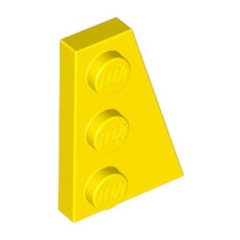 LEGO 4179094 PLATE 2X3 ANGLE DROIT - JAUNE
