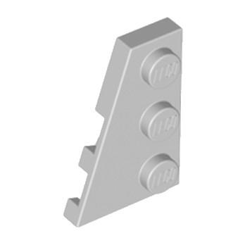 LEGO 4211794 PLATE 2X3 ANGLE GAUCHE - MEDIUM STONE GREY lego-4211794-plate-2x3-angle-gauche-medium-stone-grey ici :