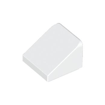 LEGO 4244370 TUILE 1X1X2/3 - BLANC