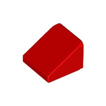 LEGO 4244371 TUILE 1X1X2/3 - ROUGE