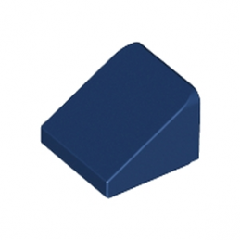 LEGO 4249894 TUILE 1X1X2/3 - EARTH BLUE