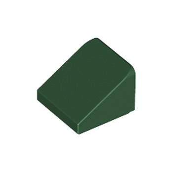 LEGO 4249058  TUILE 1X1X2/3 - EARTH GREEN