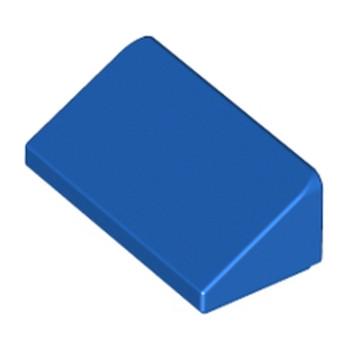 LEGO 4651236 TUILE 1 X 2 X 2/3 - BLEU