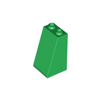LEGO 4220027 TUILE 2X2X3/ 73 GR. - DARK GREEN