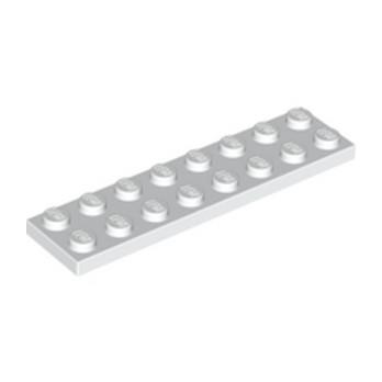 LEGO 303401 PLATE 2X8 - BLANC