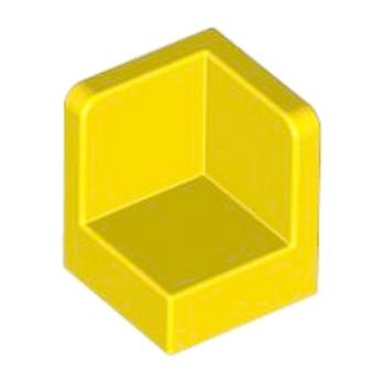 LEGO 4201587 CLOISON D'ANGLE 1X1X1 - JAUNE