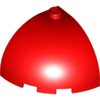 LEGO 6334053 BRICK 3X3X2 - RED