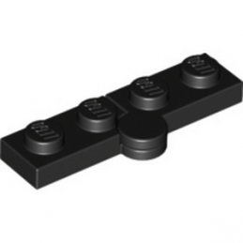 LEGO 6102782 HINGE PLATE 1X2 - NOIR