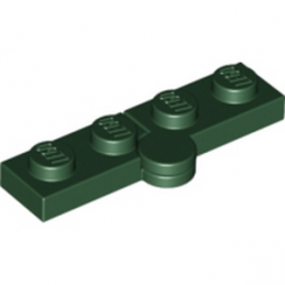 LEGO 6056380 HINGE PLATE 1X2 - EARTH GREEN