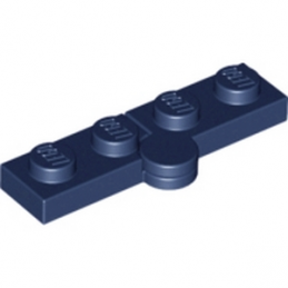 LEGO 6135593 HINGE PLATE 1X2 - EARTH BLUE