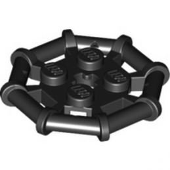 LEGO 6018805 PARABOLIC RING - NOIR
