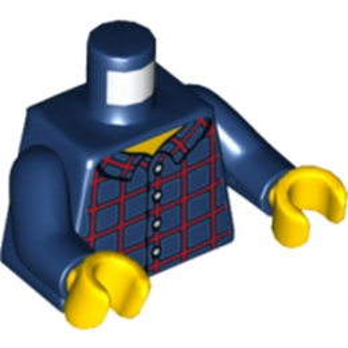 LEGO 6155272 - TORSE - EARTH BLUE