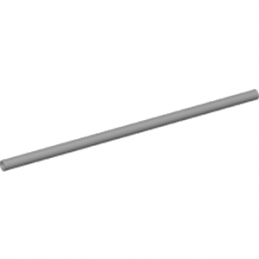 LEGO 6191989 TUBE /  CABLE EXTERIEUR 88MM - MEDIUM STONE GREY