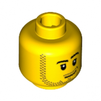 LEGO 4261572 TÊTE  HOMME