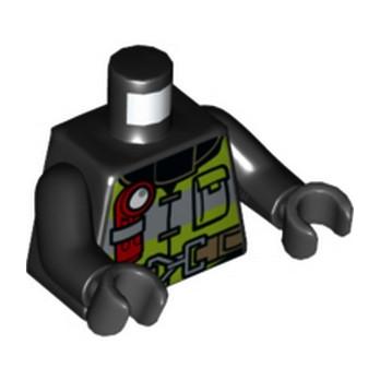 LEGO 6132595 TORSE POMPIER
