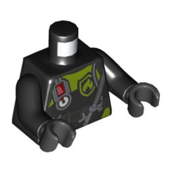 LEGO 6132659 TORSE POMPIER