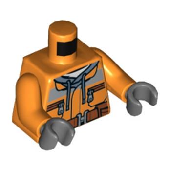 LEGO 6102597 TORSE OUVRIER