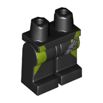 LEGO 6132664 JAMBE - IMPRIME POMPIER