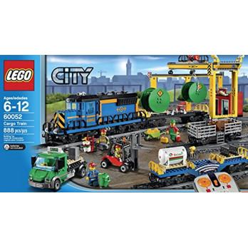 Notice / Instruction Lego City 60052