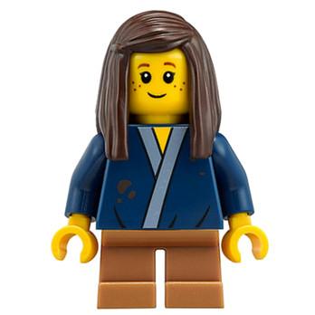 Figurine Lego® La Ville Ninago Movie 70620 - Sally figurine-lego-la-ville-ninago-movie-70620-sally ici :