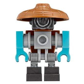 Figurine Lego® La Ville Ninago Movie 70620 - Sweep