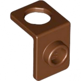 LEGO 4611100 SUPPORT DOS - REDDISH BROWN