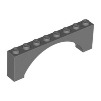 LEGO 6079721 ARCHE 1X8X2 - DARK STONE GREY