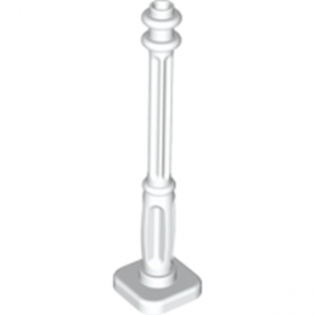 LEGO 6014274 PIED LAMPADAIRE - BLANC