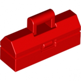 LEGO 6060843 BOITE A OUTILS - ROUGE